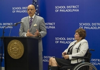 October 8, 2015: Education Funding News Conference
