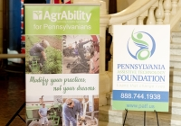 June 3, 2019: Senator Tartaglione addressed the annual press conference of the Pennsylvania Assistive Technology Foundation, which helps people with disabilities and older Pennsylvanians obtain assistive technology and provides them with financial assistance and education. This event was held on June 3 in the Main Capitol Rotunda.
