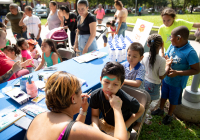 Community Day Picnic; Fairhill Square Park