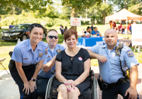 August 22, 2019: Senator Christine M. Tartaglione Hosts Annual Community Picnic at Wissinoming Park.