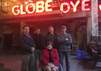 Globe Dye Works :: January 10, 2017