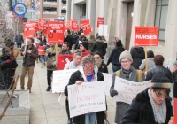 Nurses Rally :: January 3, 2019