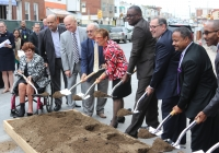 Roberto Clemente Homes Groundbreaking :: October 13, 2017