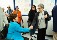 October 10, 2019: Senator Tartaglione hosts her final Senior Expo of 2019 for older Philadelphians and caregivers to Mayfair.