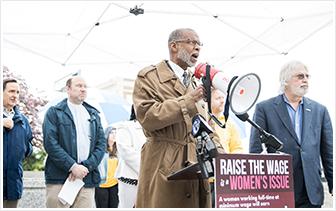Raise the Wage Rally