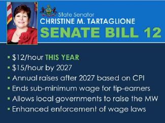 Senate Bill 12