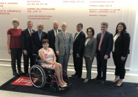 September 12, 2019: Dedication of new Charles Library at Temple University.