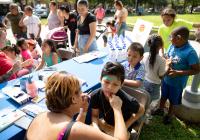 Community Day Picnic; Fairhill Square Park