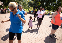 August 22, 2019: Senator Christine M. Tartaglione Hosts Annual Community Picnic at Wissinoming Park.