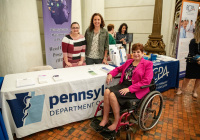 October 22, 2019: Senator Tartaglione Welcomes Providers to Her Annual Disability Awareness Day at the Capitol