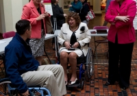 Senate Disability Awareness Day  :: October 16, 2012