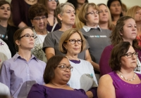 Domestic Violence Awareness Month Ceremony :: October 1, 2018