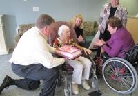 Helen Harnatkiewicz 100th Birthday :: April 9, 2018