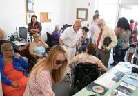 July 30, 2019: Senator Christine M. Tartaglione hosts a Medical Marijuana Information Session.
