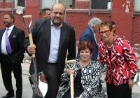 Roberto Clemente Homes Groundbreaking :: October 13, 2017