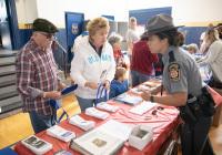 September 19, 2019: Senator Christine Tartaglione hosts Annual Senior Fair.