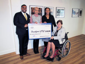 Sen. Tartaglione Delivers $100,000 Grant Enabling Frankford CDC to Complete New Community Park