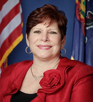 Senator Christine Tartaglione (D-Philadelphia)