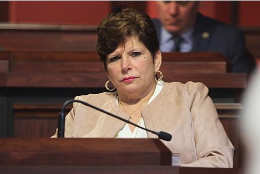 Senator Christine Tartaglione