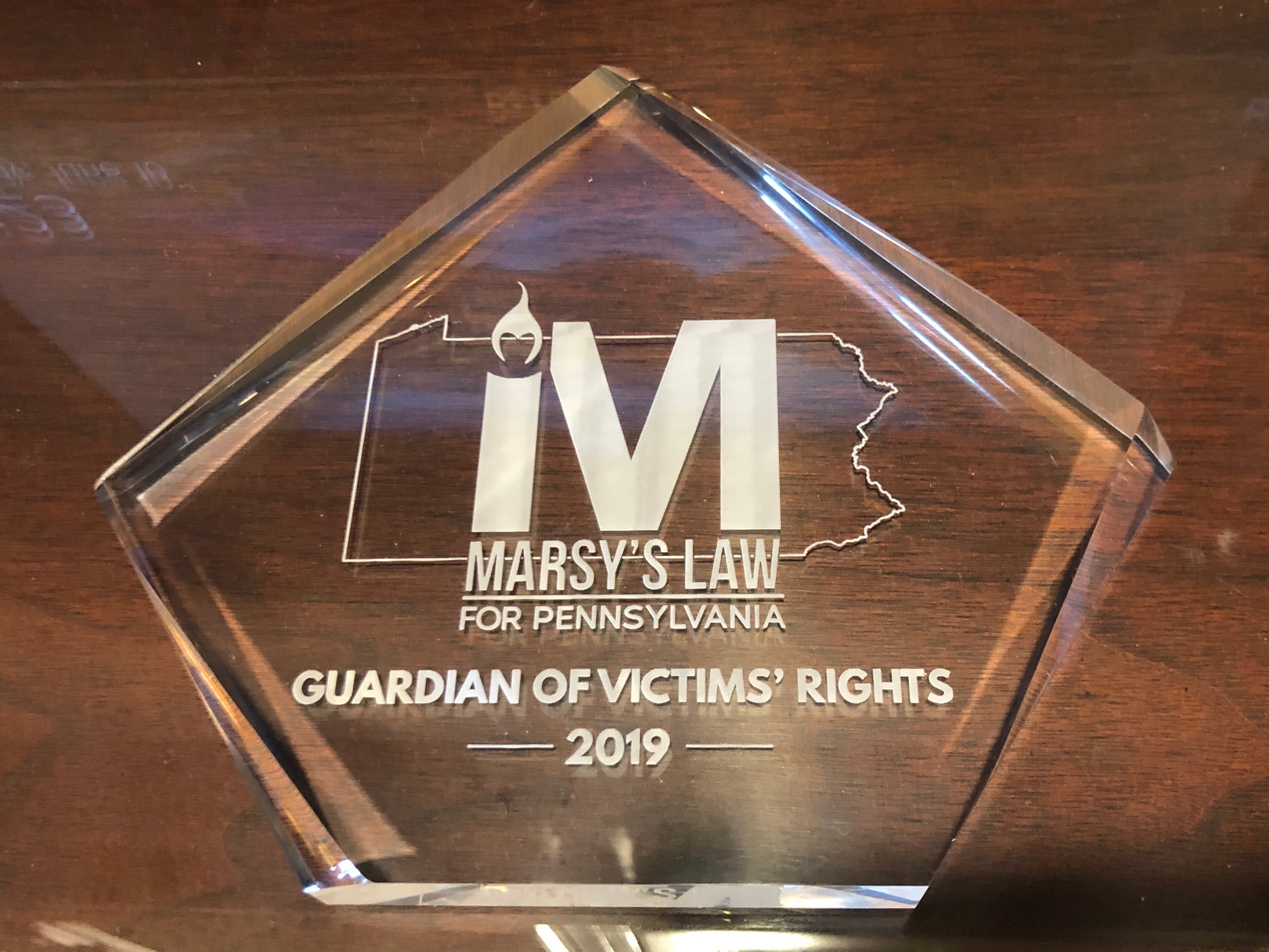 The Guardian of Victims' Rights Award