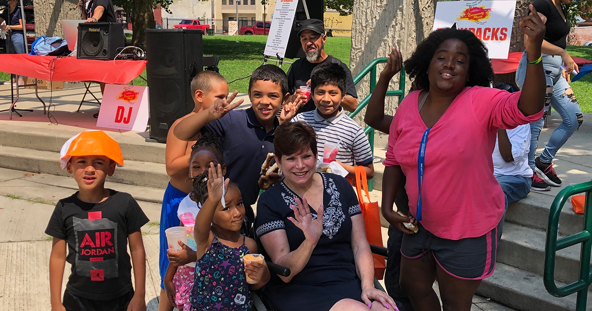 Community Day Picnic - August 8, 2019