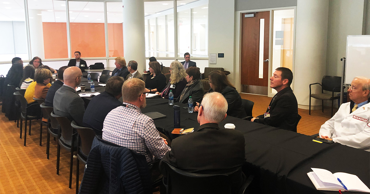 Department of Health, Sen. Tartaglione Host Reach Out PA Roundtable to Discuss Mental Health, Substance Use Disorder