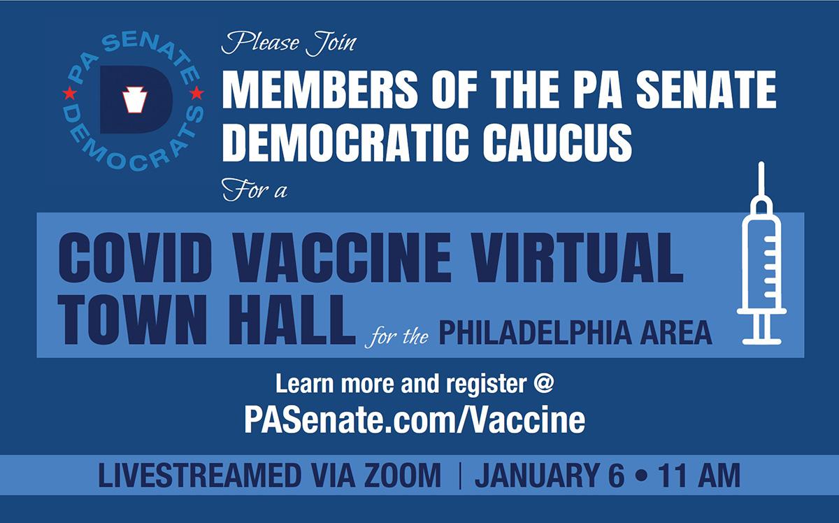 Vaccine Town Hall - January 6