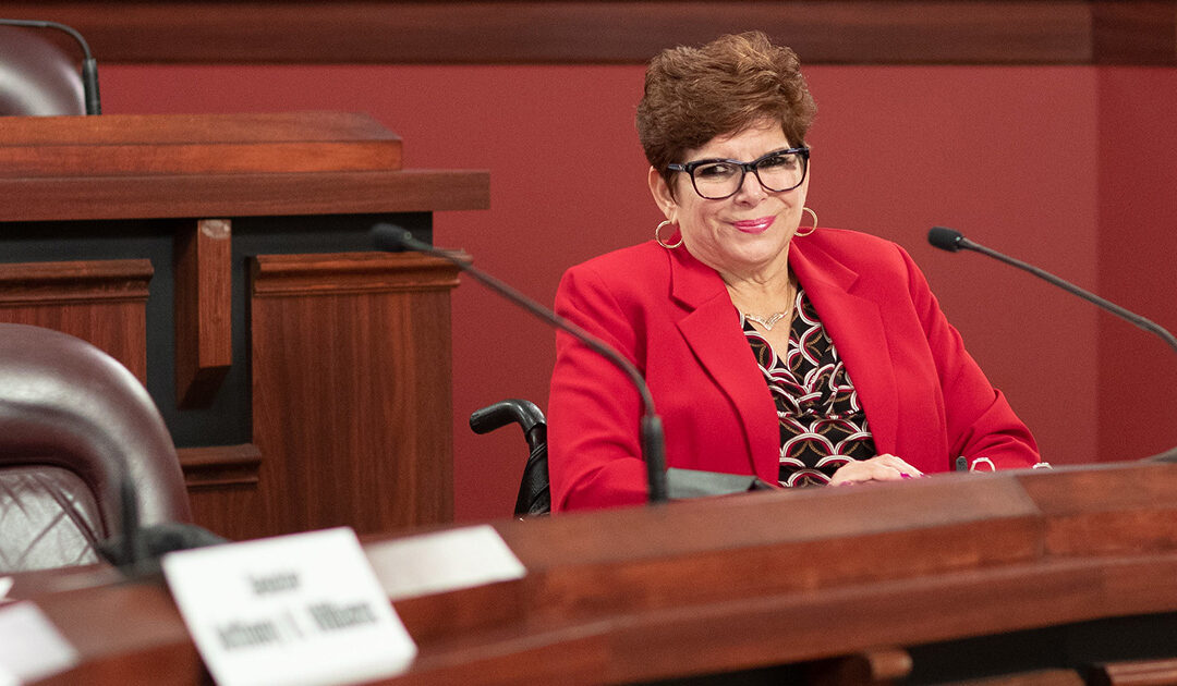 Senator Tartaglione Applauds Governor's Focus on Pandemic Recovery, Workers, Families in Budget Address