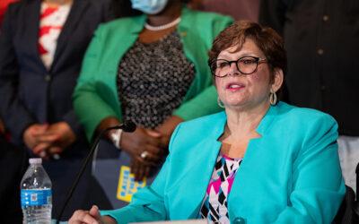 Hughes, Tartaglione Mark 15th Anniversary of Minimum Wage Bill with State's Leaders